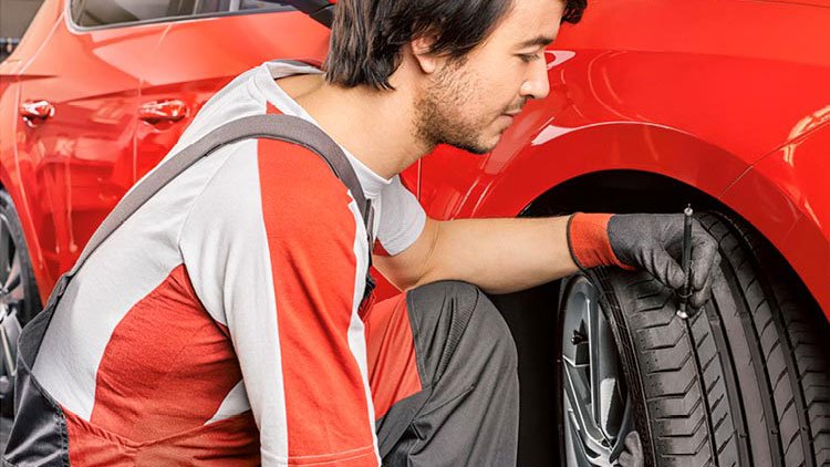 Revisión de Neumáticos Gratuita