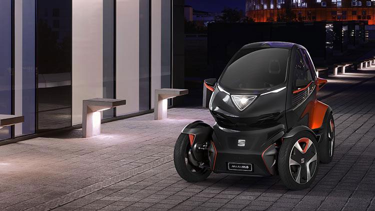 SEAT Minimó, el primer urbano 100% eléctrico
