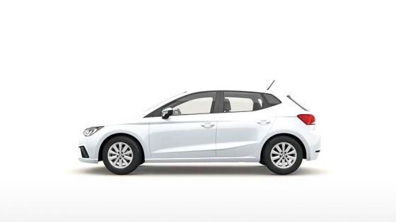 SEAT Ibiza 1.0 MPI 80 CV S&S Reference Blanco
