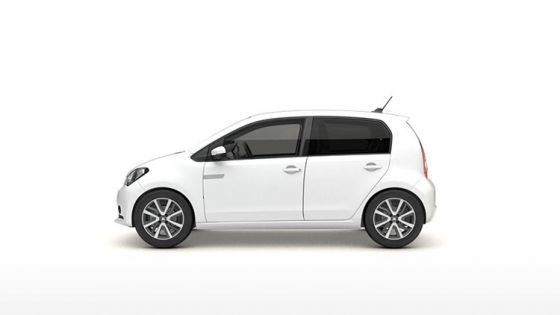 SEAT Mii Electric 83 CV Auto. Plus Blanco