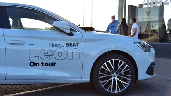 SEAT León on Tour: ¿has podido conocerlo?