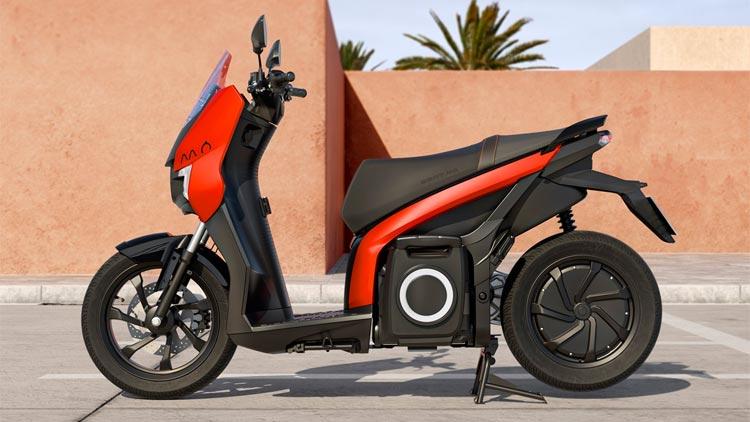 MÓ eScooter 125 por 3€/día