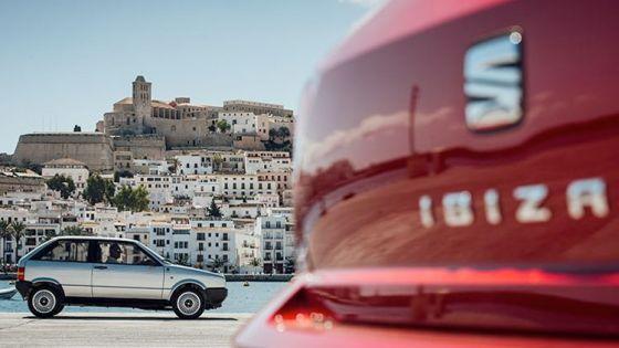 37 años de SEAT Ibiza, ¡y qué años!
