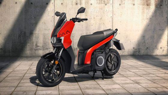 SEAT MÓ eScooter 125: la ciudad es tuya