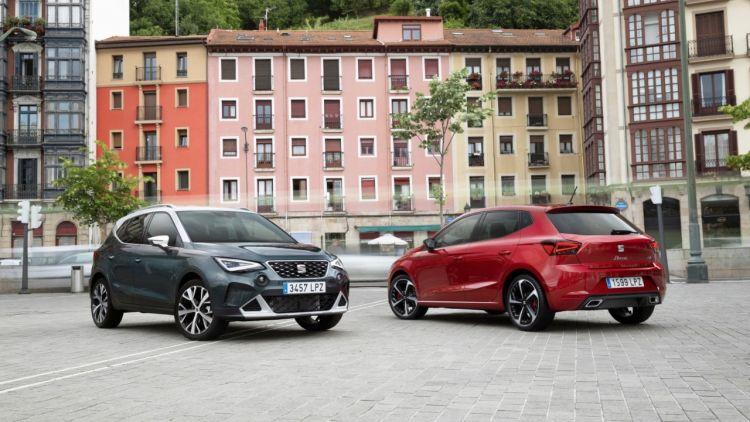 Nuevos Ibiza y Arona: con diseño exterior renovado, e interior revolucionario